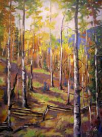 Autumn Fence Row