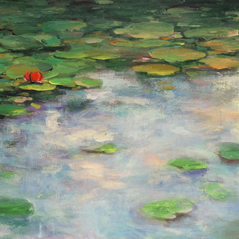 Ode to Monet 32