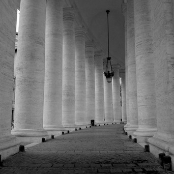 St. Peters Colonnade