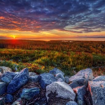 Autumn Sunset Range