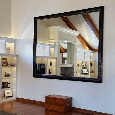 Custom-made mirror from FAFC