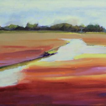 September Salt Marsh