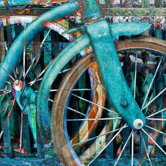 Teal Wheel