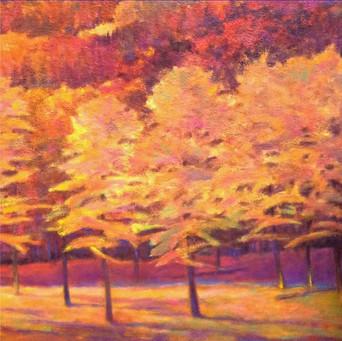 Autumn Cascade II