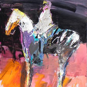 Horse and Rider I