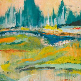 Summer Meadow II