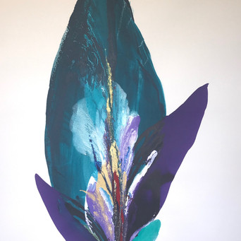 Turquoise Rio De Colores - 5