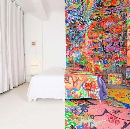 Experiential Hotel Art