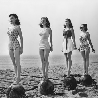 Swimmer Girls