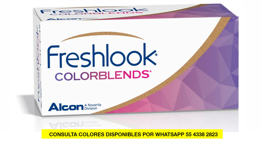 Freshlook Colorblends RX Alcon