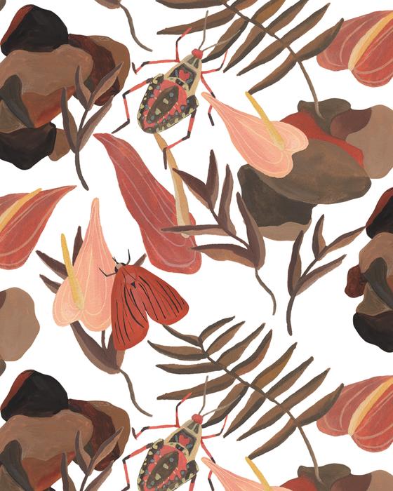 Pattern Mariposas 2