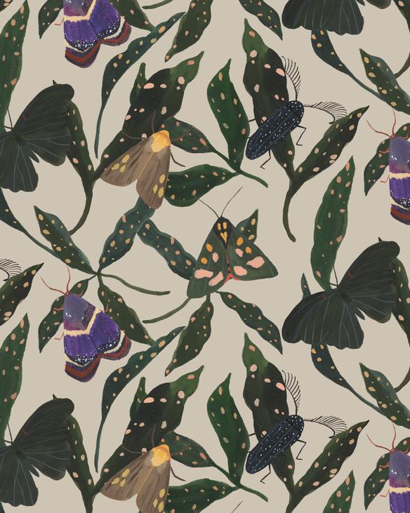 Pattern Mariposas 1