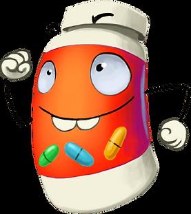 Pill, Felix & Boobo, Dr. Nicole publishing