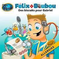 Allergies, Felix & Booboo, Dr. Nicole Publishing