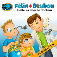 Joëlle va chez le docteur