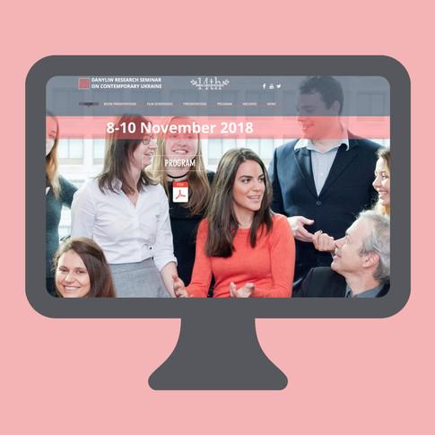 Site web du Séminaire Danyliw