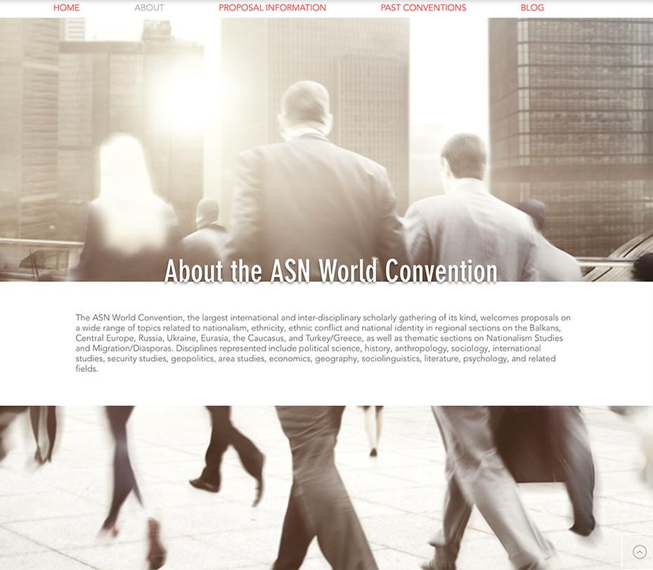 Association pour l'étude des nationalités
