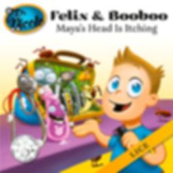 Lice, Felix & Booboo, Dr. Nicole Publishing