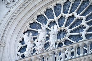 Notre-Dame, vitrail