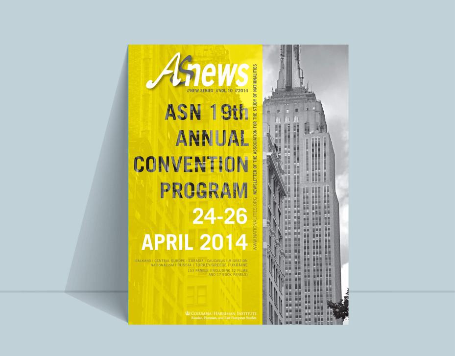 Programme du congrès d'ASN 2014