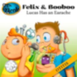 Otitis, Felix & Booboo, Dr. Nicole Publishing