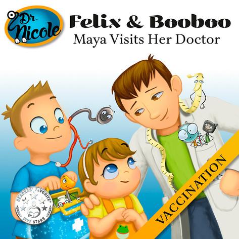 Maya Visits Her Doctor