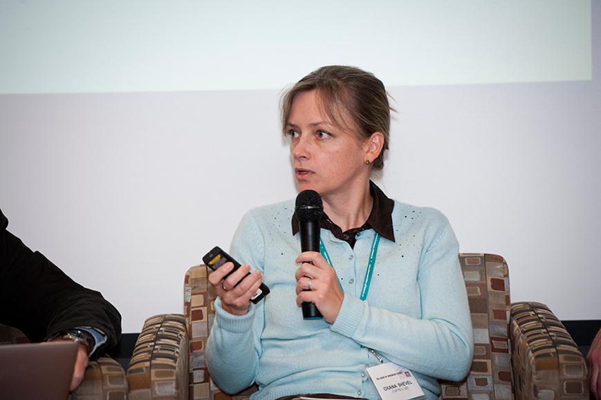 Oxana Shevel