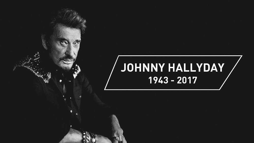 Johnny Hallyday 1943-2017 | Viktor Huganet | News