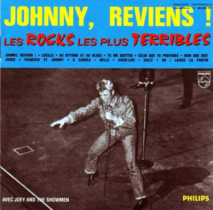 Johnny, Reviens ! Les rocks les plus terribles | Viktor Huganet | News