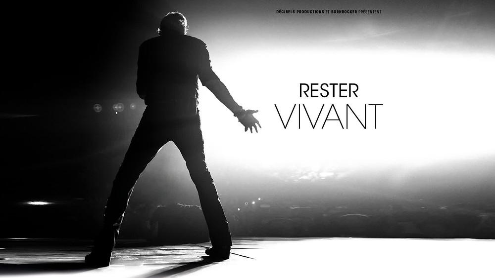 Johnny Hallyday - Rester Vivant | Viktor Huganet | News