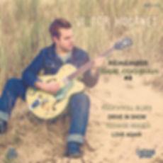 Nouvel EP Viktor Huganet - Remember Eddie Cochran #2 - Rock'n'roll blues - Drive in show - Teenage heaven - Love again sur le label Viktory Musik