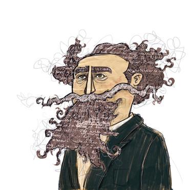 """Dickens""  (digital)"