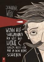 """Buchcover: Wittek""  (digital)"
