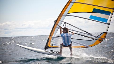 Olympic Training Video- Windsurfing