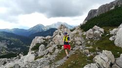 Trail vom Nassfeld Skyrace
