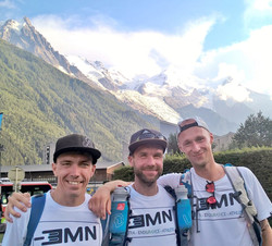 Ultra Trail du Mont Blanc 2019