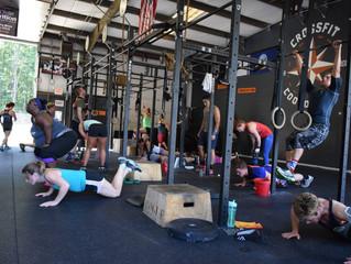 Maximizing effort at the gym