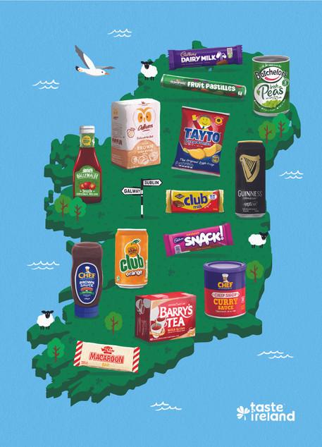 TASTE IRELAND