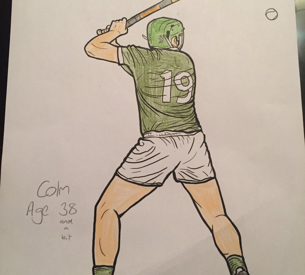 Colm McCarthy (Age 38.5)