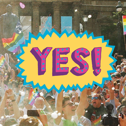 YES CAMPAIGN - LOVE PROJECT