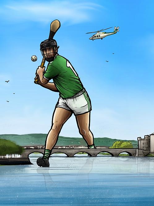 Hurling across the Shannon