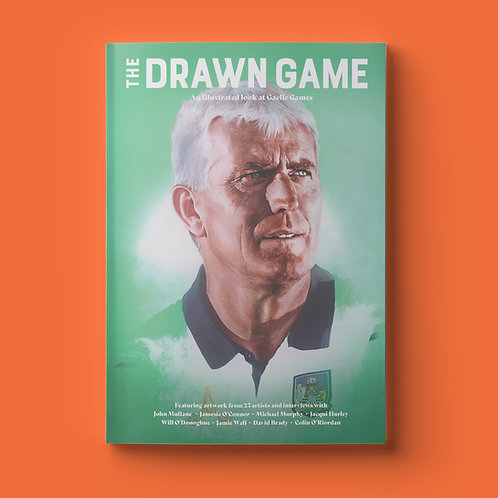 The Drawn Game: Issue 02