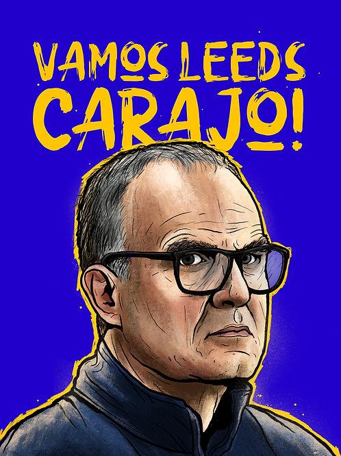 Vamos Leeds Carajo!