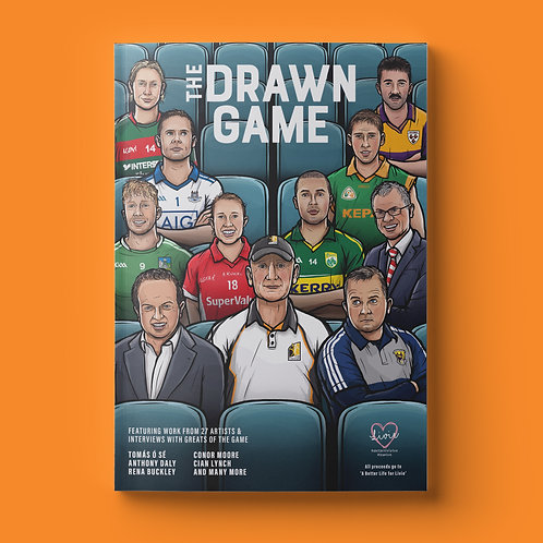 The Drawn Game: Issue 01 (Digital)