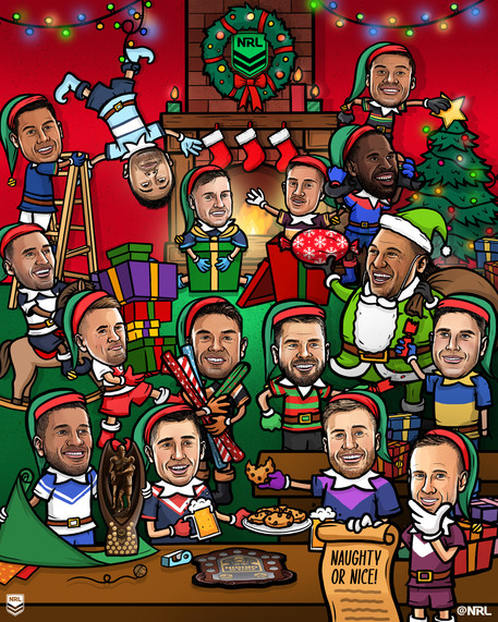 NRL - CHRISTMAS