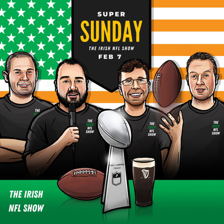 THE IRISH NFL SHOW