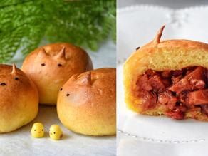 Vegan Fluffy BBQ Pork Buns (Healthy & Nutritious) | Delia.v Life