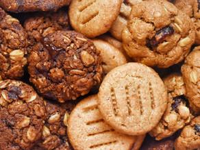 Healthy Vegan Cookies - 3 Easy Recipes! | Delia.v Life