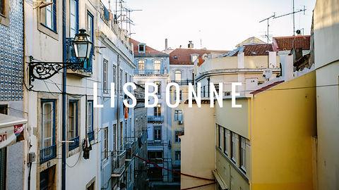 Carnet de voyage Lisbonne