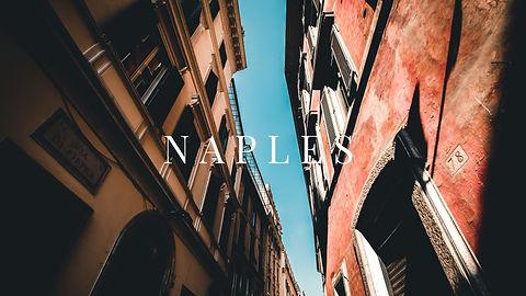 Carnet de voyage Naples